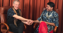 Sir Ian McKellen in conversation with Parmesh Shahani