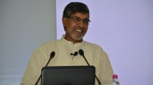 Special talk by Kailash Satyarthi