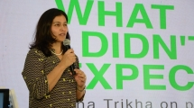 Special talk by Tina Trikha