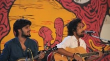 Kabir Cafe performing at Vikhroli Skin