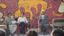 'Mumbai Moulting' - folk music performance and poetry recital at Vikhroli Skin