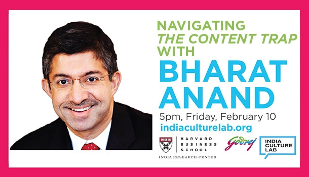Navigating The Content Trap with Bharat Anand