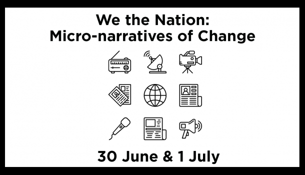 We the Nation: Micro-narratives of Change