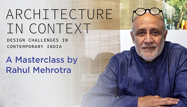 Architecture in Context - Design Challenges in Contemporary India