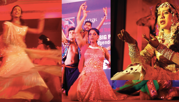Dancing Queens : A Celebration of India's Transgender Communities