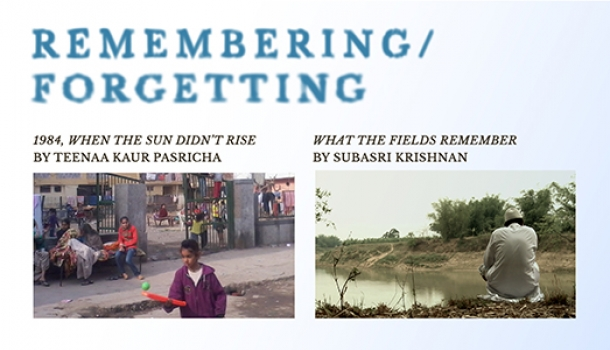Remembering/Forgetting