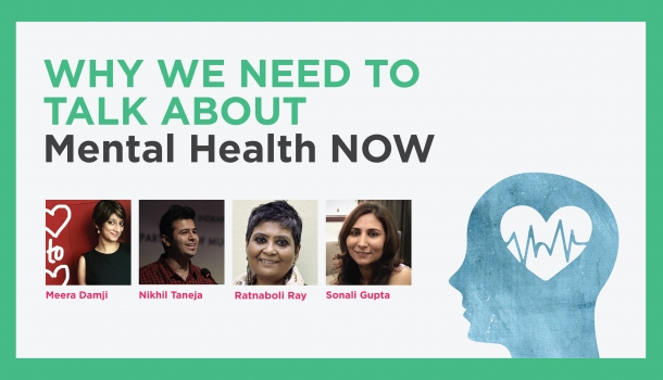 Why We Need to Talk about Mental Health NOW