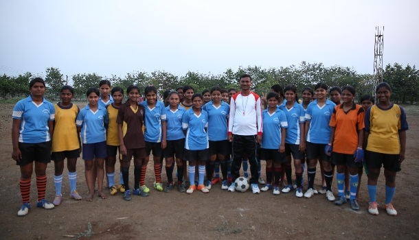 Fields of Dreams - Football Girl Power in India