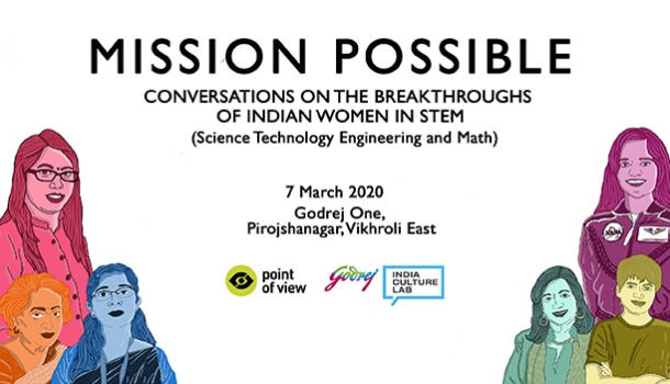 Mission Possible: Conversations on the breakthroughs of Indian Women in STEM