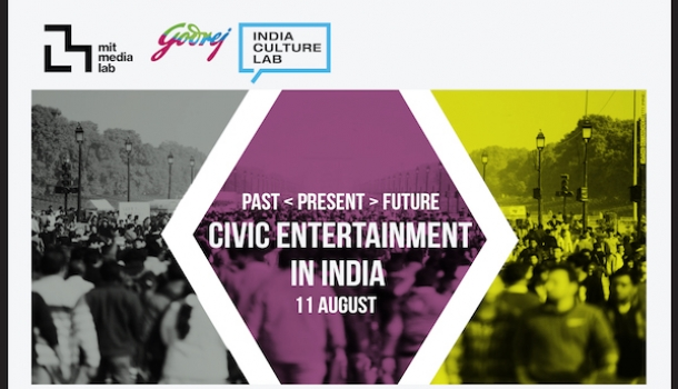 The Past, Present, and Future of Civic Entertainment in India