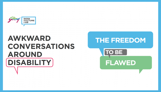 The Freedom to be Flawed - Awkward Conversations around Disability